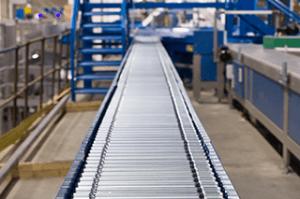 CPS Roller Conveyor