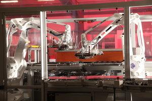 Automation & Robotics Machines | Purpose Built
