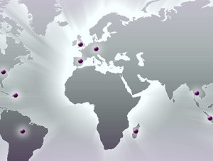 Customers Around the Globe